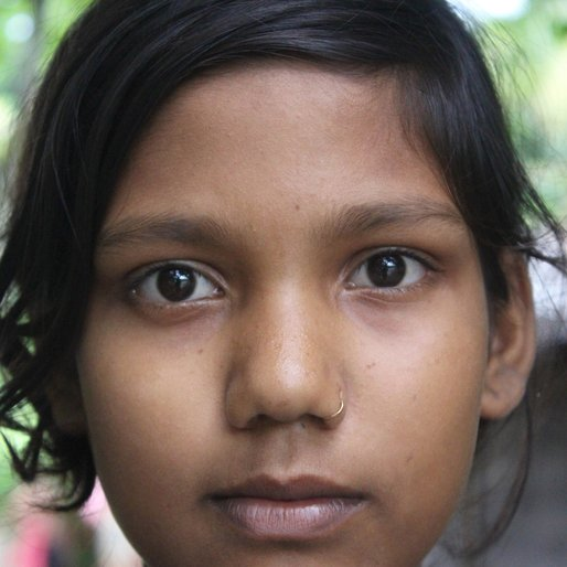 Dona Mondal is a Class 7 student  from Bamnabad, Raninagar-II, Murshidabad, West Bengal