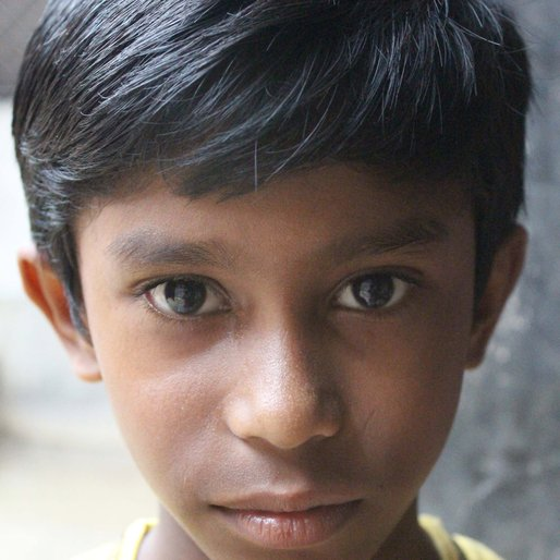Ayan Kumar Sarkar is a Class 4 student  from Bamnabad, Raninagar-II, Murshidabad, West Bengal