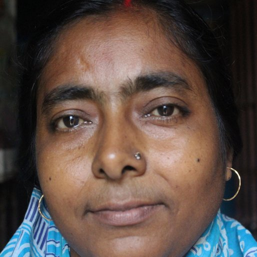 Niyoti Malakar is a Homemaker; other occupation details not recorded  from Saktipur, Beldanga-II, Murshidabad, West Bengal