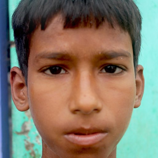Kalam Shaikh is a Class 7 student  from Bil Panchthupi, Bharatpur-I, Murshidabad, West Bengal