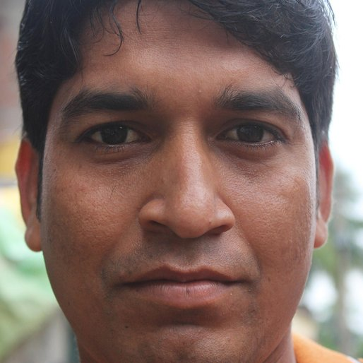 Habirul Shaikh is a Daily wage labourer from Bil Panchthupi, Bharatpur-I, Murshidabad, West Bengal
