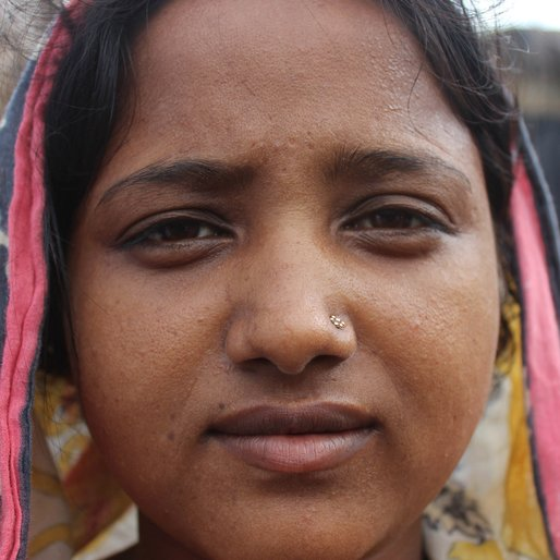 Resona Bibi is a Homemaker; other occupation details not recorded  from Salar (town), Bharatpur-II, Murshidabad, West Bengal