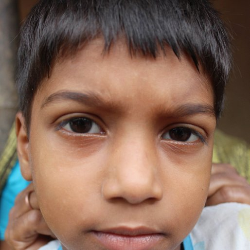 Rihaan Shaikh is a Class 1 student from Salar (town), Bharatpur-II, Murshidabad, West Bengal