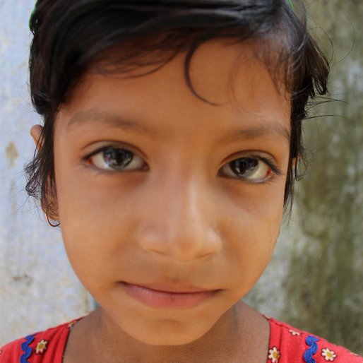 Parija Dasmi is a Class 2 student from Salar (town), Bharatpur-II, Murshidabad, West Bengal