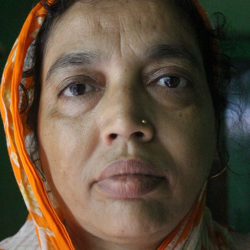 Jahanara Begum is a Homemaker; other occupation details not recorded  from Salar (town), Bharatpur-II, Murshidabad, West Bengal