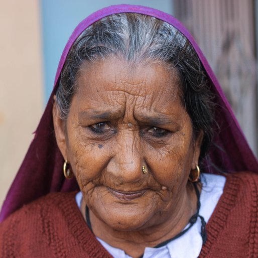 Kamla is a Farmer from Nunsar, Behal, Bhiwani , Haryana