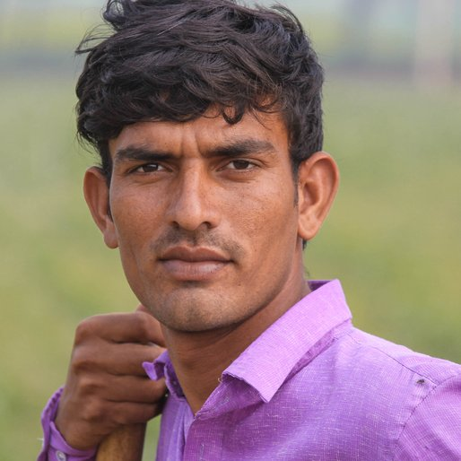 Ravi Nagar is a Daily wage labourer from Morka, Siwani, Bhiwani, Haryana