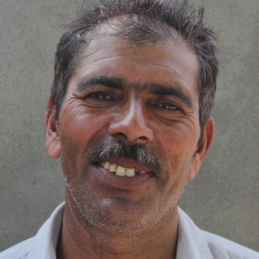 Chandra Bhan is a Daily wage labourer from Madho Singhana, Sirsa, Sirsa, Haryana