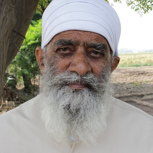 Sukhdev Singh is a Retired farmer  from Amritsar, Ellenabad, Sirsa, Haryana