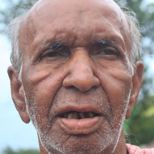 LAXMAN CHANDRA KAR is a Labourer from Bikrampur, Simlapal, Bankura, West Bengal
