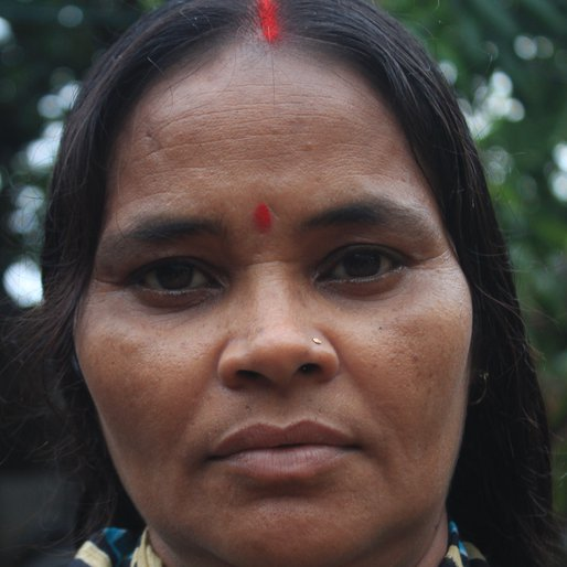 NAMITA SATPATI is a Homemaker from Bikrampur, Simlapal, Bankura, West Bengal