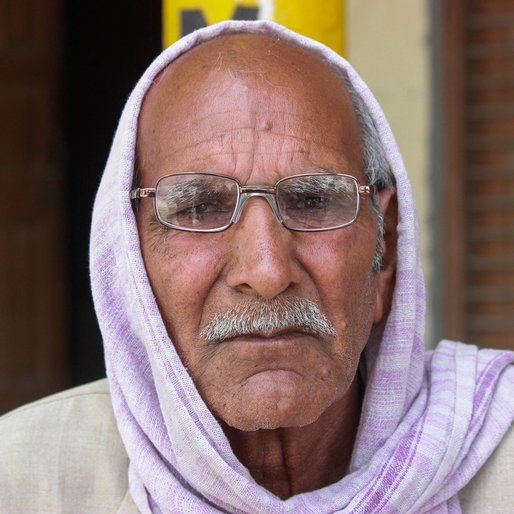 Rati Ram is a Farmer and autorickshaw driver from Dholera, Nangal Chaudhary, Mahendragarh, Haryana