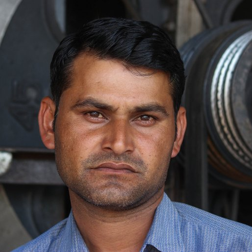 Sandeep Kumar is a Farmer from Khaspur, Ateli Nangal, Mahendragarh, Haryana