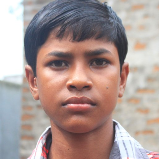 PRAKASH CHANDA is a Student from Kenjakura, Bankura I, Bankura, West Bengal