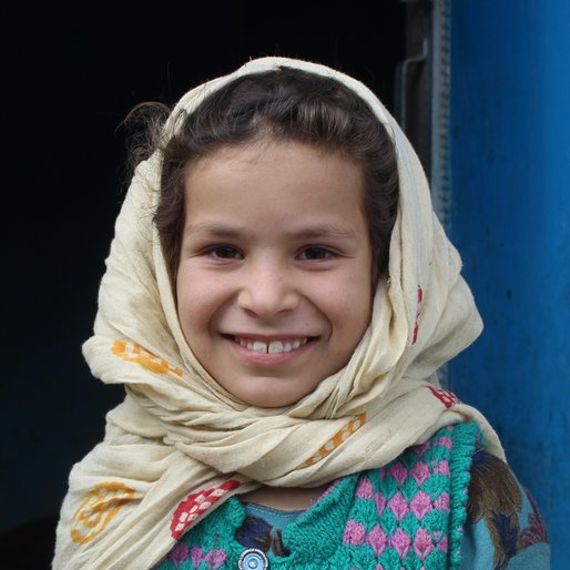 Sabiya Tabassum is a Student (Class 2) from Malwas, Bhagwah, Doda, Jammu and Kashmir