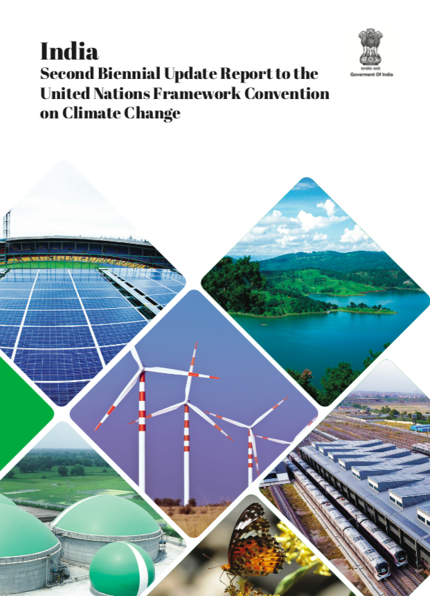 India: Second Biennial Update Report to the United Nations Framework Convention on Climate Change