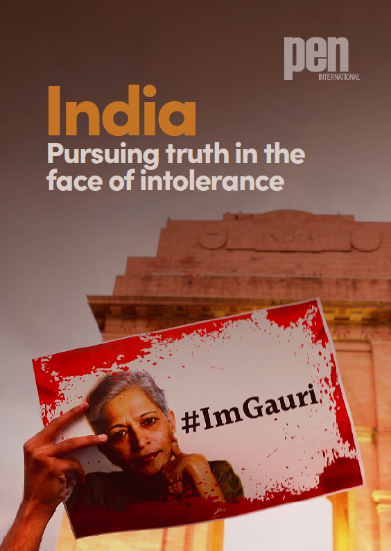 India: Pursuing truth in the face of intolerance