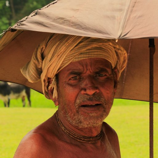KAALI BARIK is a Farmer from Angua, Dantan I, Paschim Medinipur, West Bengal