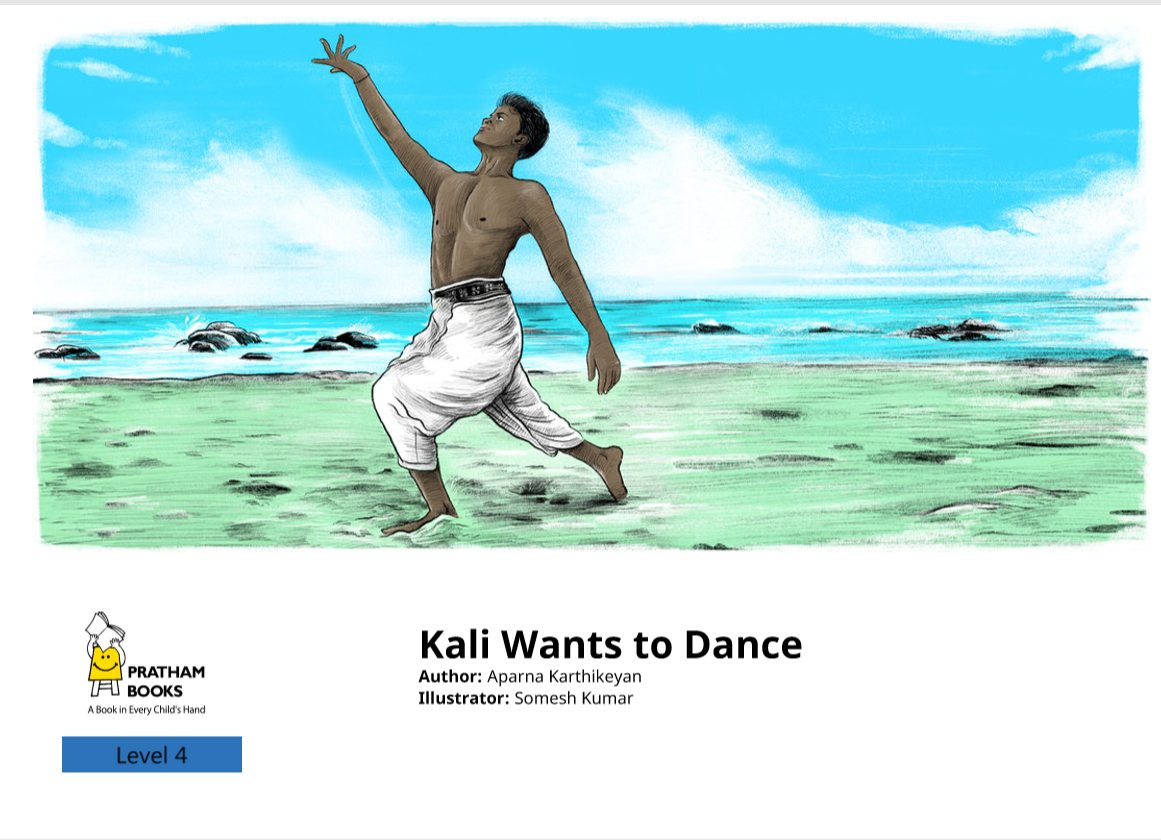 Kali wants to dance