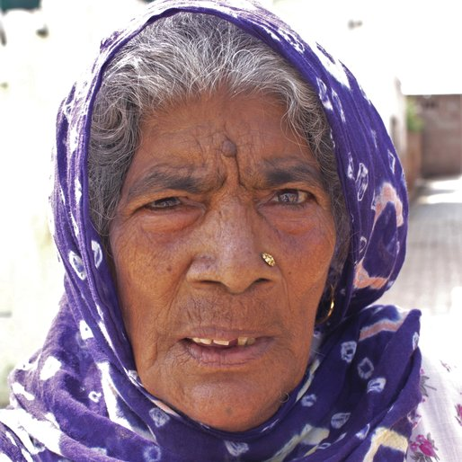 Kamala Devi is a Farmer and homemaker from Dher, Jakhal, Fatehabad, Haryana