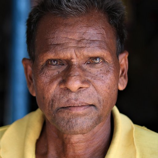 Kameshwar Majhi is a Farmer from Chingudipokhari, Kusumi, Mayurbhanj, Odisha