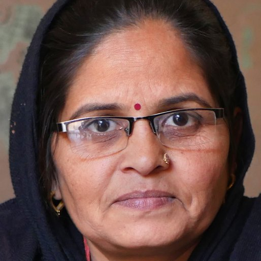 Kamlesh Rani is a person from Kakar Majra  , Shahzadpur, Ambala, Haryana