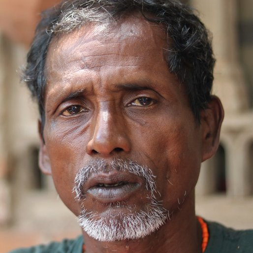 Kandha Behera is a Daily wage labourer from Barana, Puri Sadar, Puri, Odisha