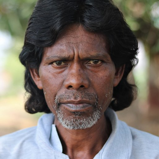 Karanakar Besra is a Unemployed from Gopinathghutu, Jamda, Mayurbhanj, Odisha