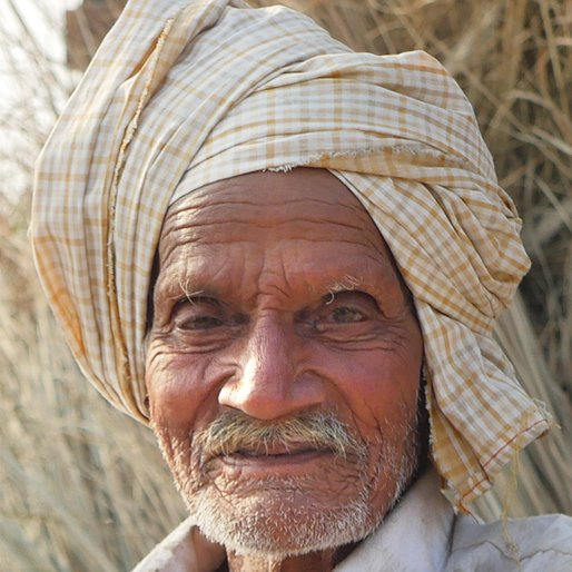 Keher Singh is a Daily wage labourer and basket weaver from Dakra, Raipurani, Panchkula, Haryana