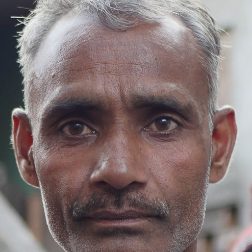 Krishan Lal is a Daily wage labourer and member of the village panchayat from Teontha, Pundri, Kaithal, Haryana
