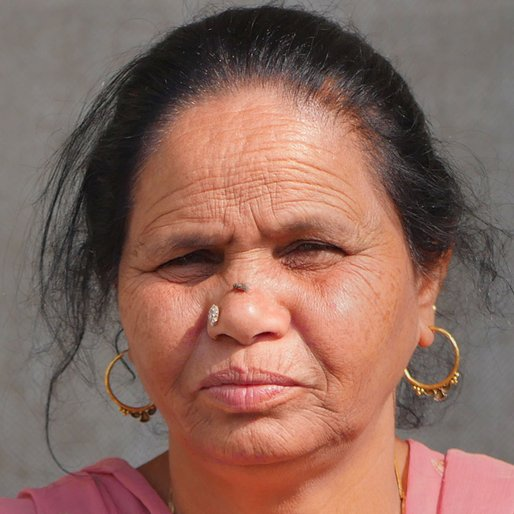 Krishna Devi is a Homemaker  from Naggal, Barwala, Panchkula , Haryana