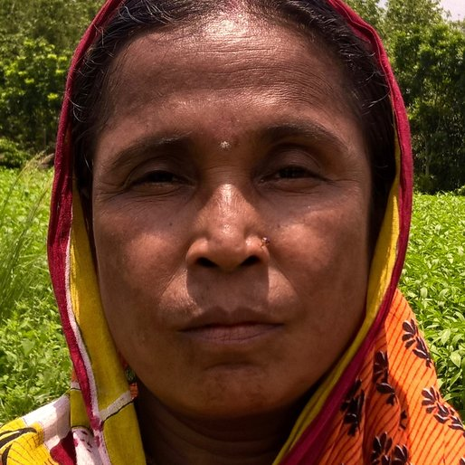 SUCHITRA BISWAS is a Agricultural labourer from Tatla, Krishnagar II, Nadia, West Bengal