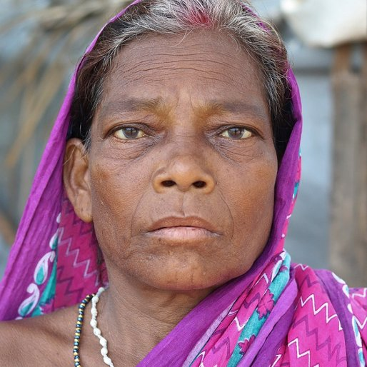 Kunni Bhui is a Farmer from Patapur, Barang, Cuttack, Odisha