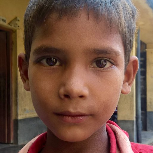 Sohail Rana is a Student (Class 1) from Samserpur, Lalgola, Murshidabad, West Bengal