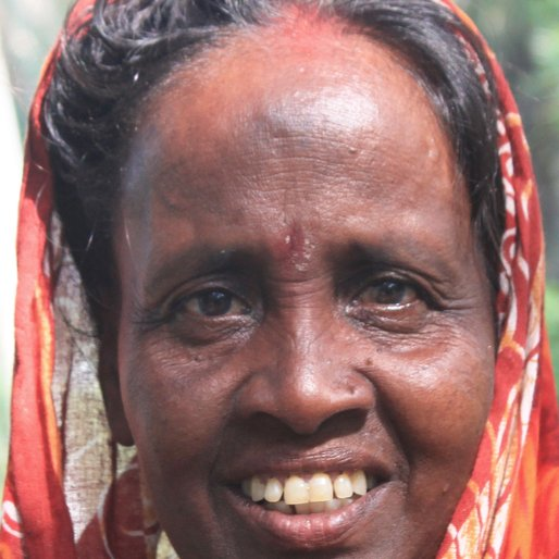 Lalita Dolui is a Homemaker from Chandipur (Census town), Uluberia-I, Howrah, West Bengal