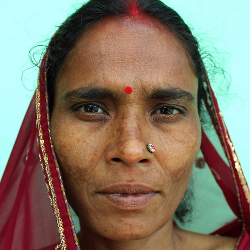 LEELA PASWAN is a Homemaker from Hasan Chak, Bidupur, Vaishali, Bihar