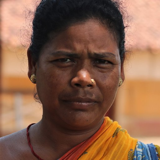 Lipi Hamra is a Homemaker from Gopinathghutu, Jamda, Mayurbhanj, Odisha
