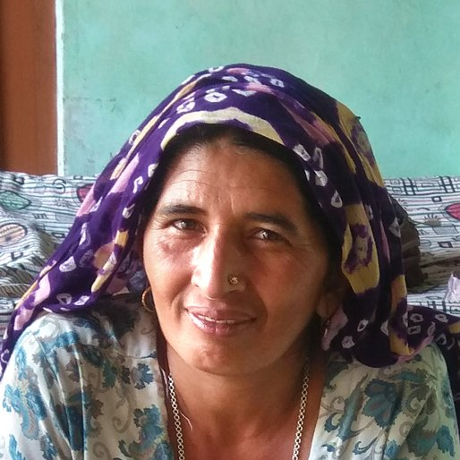 Mamtosh Devi is a Farmer and homemaker from Sagban, Tosham, Bhiwani, Haryana