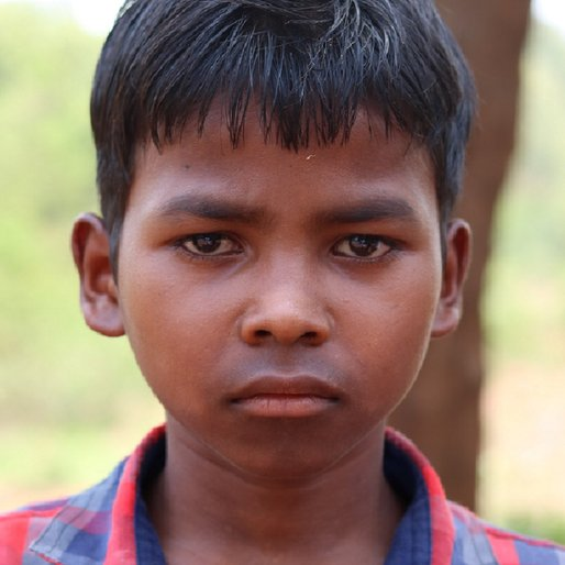 Mangura Munda is a Student (Class 6) from Jamudiha, Banspal, Kendujhar, Odisha
