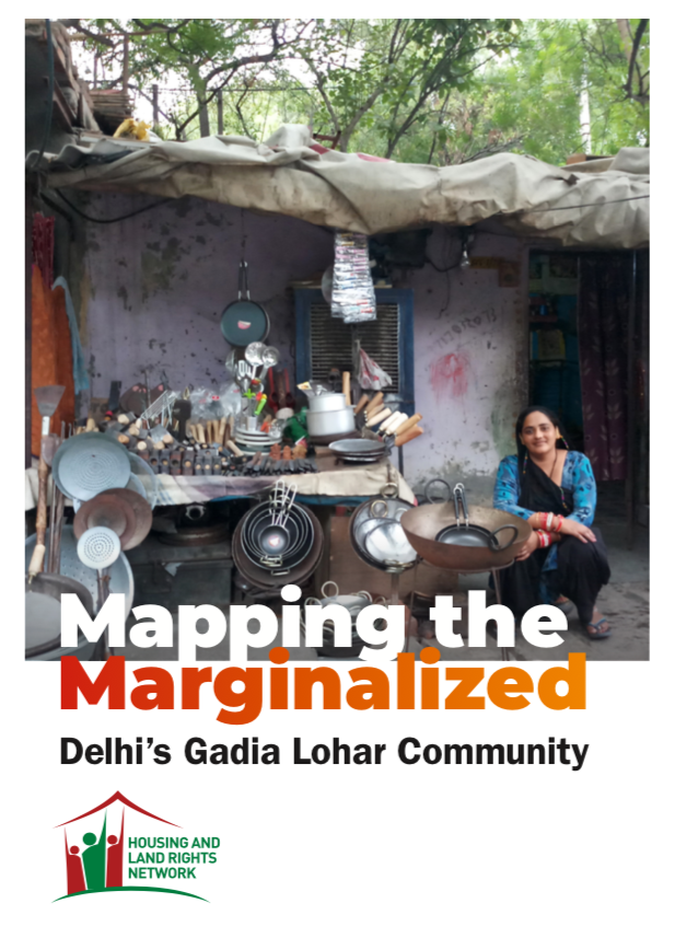 Mapping the Marginalised: Delhi's Gadia Lohar Community