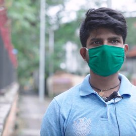 A 27-year-old migrant worker from Bihar in Mumbai speaks of how hard it was to make the journey home during the lockdown, and the inevitable grip of the city on his present and future