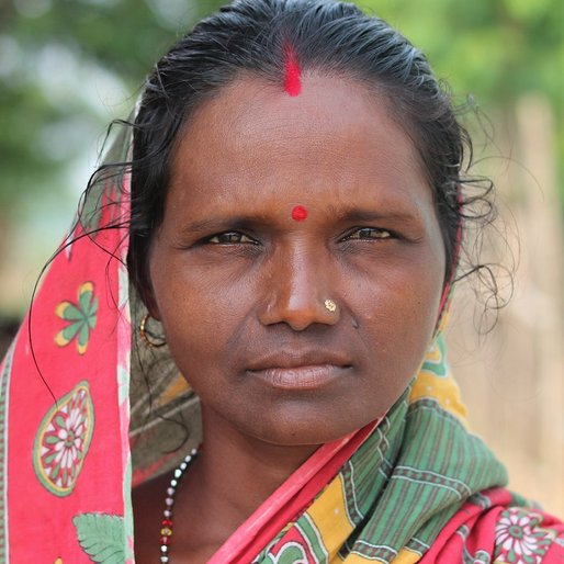 Mina Bindhani is a Daily wage labourer from Basingi, Bahalda, Mayurbhanj, Odisha