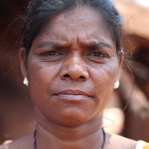 Mirji Kere is a Homemaker from Labiahatti, Joda, Kendujhar, Odisha