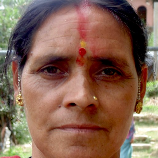 Pushpa Devi is a Farmer from Simayel, Ramgarh, Nainital, Uttarakhand