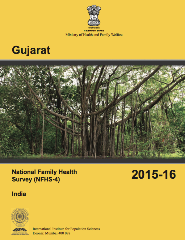 National Family Health Survey (2015-16): Gujarat