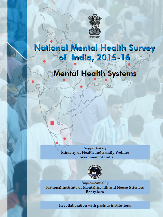 National Mental Health Survey of India, 2015-16: Mental Health Systems