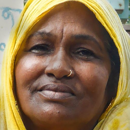 Nirmala is a Anganwadi worker from Jagdishpur, Rai, Sonipat, Haryana