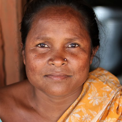 Niru Haw is a Homemaker from Badararuan, Raruan, Mayurbhanj, Odisha
