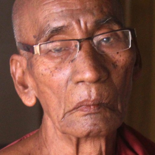 OSUDHA BHIKKU MAHATHIRO is a Monk from Manu Bankul, Sabroom, South Tripura, Tripura