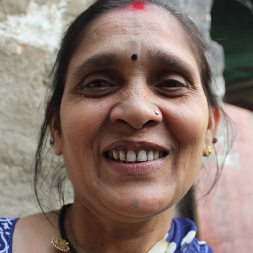 NIRA SAHU is a Migrant construction worker in Lucknow from Bahera, Bemetra, Durg, Chhattisgarh